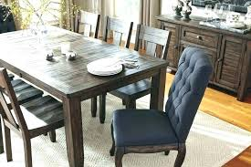 wood round dining table for 6 light set mango with bench and chairs dark brown wooden wood round dining table