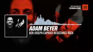Adam Beyer B2B Joseph Capriati - Resistance Ibiza #Periscope #Techno #music  - EDM.SU