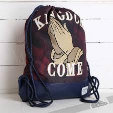 <b>Рюкзаки</b>-мешки <b>Cayler & Sons</b> WL Kingdom Come Gym Bag Navy ...