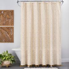another tip if you trim the plastic shower curtain to just barely overlap the wall of your tub you can limit the growth of mildew and encourage the liner