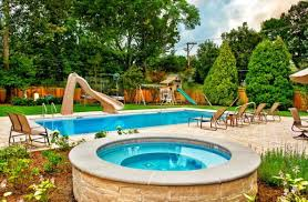 Big Backyard Ideas U2013 MobiledavemeHuge Backyard Pool