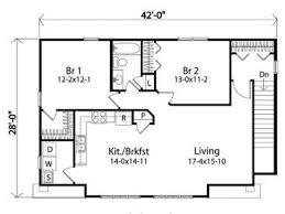 gambrel garage with apartment floor plans. 2nd floor plan · garage apartment gambrel with plans g