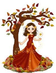 Znalezione obrazy dla zapytania jesień clip art
