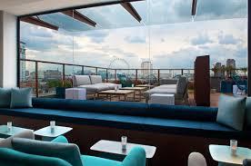 Living Room Bar London H10 London Waterloo Restaurants And Bars H10 Hotels