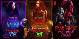 Fear Street Part 3 1666 Poster - Fear ...
