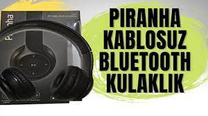 Sadık İsimle saymak a101 piranha bluetooth kulaklık - 2puntos.es