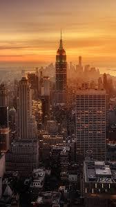 1080x1920 New York City Evening Time ...
