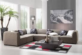 most popular living room furniture. Modern Style Living Room Ideas Most Popular Design Gray Fabric Sofa Square Wooden Coffee Table Checkered Furniture