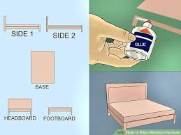 how to make miniature furniture. How To Make Miniature Furniture. Modren Furniture Image Titled Step Dollhouse Amazon M