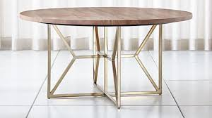 hayes 60 round acacia dining table