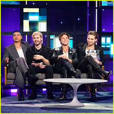 <b>Michael Clifford</b> Photos, News, Videos and Gallery | Just Jared Jr.