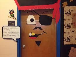 halloween door decorating ideas for teachers. My Classroom Door Decorated As A Pirate For Halloween Doors Theme Vbs Decor Decoration School Pirates Decorating Ideas Teachers H