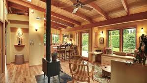 log home open floor plans small cabin with loft house wrap around porch homes pictures of