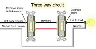how to wire cooper pilot light switch 3 way circuit