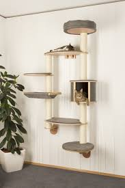 wall mounted cat furniture. Wall-Mounted Cat Tree Wall Mounted Furniture UK