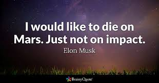 Best Star Wars Quotes 51 Wonderful Elon Musk Quotes BrainyQuote
