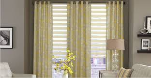 Window Treatments For The Living Room  3 Day BlindsCurtain Ideas For Windows With Blinds