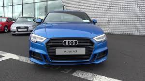 CMG AUDI SLIGO: NEW Audi A3 Saloon 1.6TDI S-Line Black Edition ...