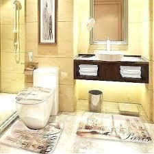 paris bathroom bathroom rugs creative perfect 3 piece bathroom rug sets 3 piece bath rug bath