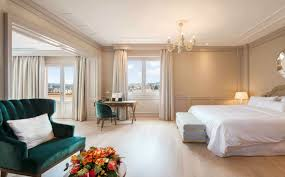 On Suite Bedroom Belvedere Suite The Westin Excelsior Florence Guest Rooms