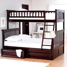 Atlantic Furniture Columbia Twin over Full Bunk Bed | Hayneedle