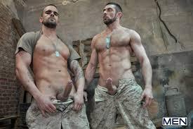 Gay Fetish XXX Rough Army Sex