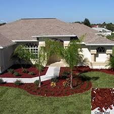 vigoro red mulch.  Mulch Amazoncom  YARDWISE Landscape Rubber Mulch 75 CuFt PalletCedar Red  Color Roll Garden U0026 Outdoor On Vigoro C