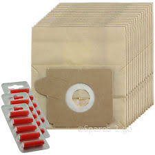 electrolux hoover bags. 15 x vacuum cleaner dust bags for electrolux mondo plus hoover bag + fresh 2