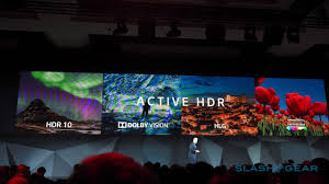 lg tv hdr. there\u0027s active hdr support, which boosts detail in footage on a frame-by-frame basis, and effect is basically upscaling for sdr content. lg tv hdr