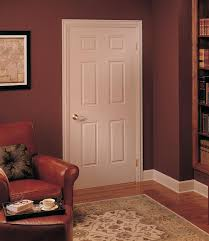 moulded interior door