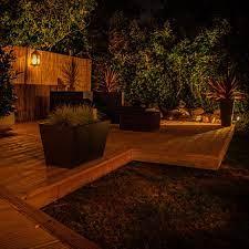 harpenden deck area lighting bright