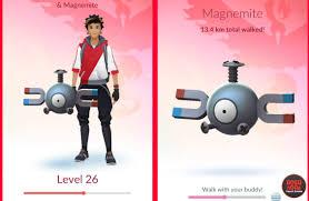 Pokemon Go Buddy KM walking distance requirements - Gosu Noob