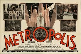 Image result for metropolis poster