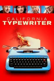 California Typewriter (2016) subtitulada