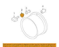 Nissan Oem Tpms Tire Pressure Monitor Tpms Sensor Grommet