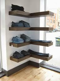 corner shelving units