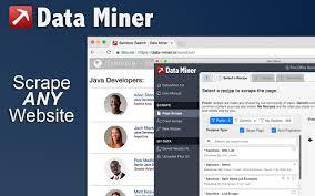 Data Scraper - Easy Web Scraping