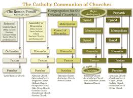 Catholic Hierarchy Org Chart Veritable Episcopal Church Hierarchy Chart Hierarchy Of The