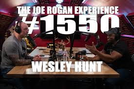 1550 - Wesley Hunt - The Joe Rogan Experience - Black Country Radio