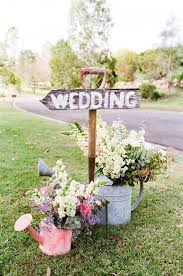 backyard wedding decorations wedding