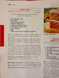 mrs degatano s carrot cake amazing recipe from better homes and gardens cookbook recipes in 2019 garden cakes cake recipes carrot cake