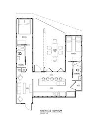 Cargo Container House Plans Images About Shipping Container House Plans On Pinterest With