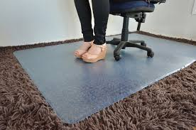 floor mat for desk chair. Office Floor Mats. Easylovely Chair Mat For Thick Carpet 54 On Simple Home Design Desk 8