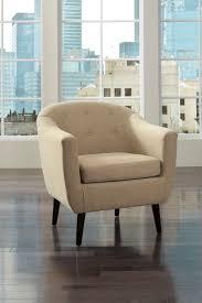 36206 Klorey Cream Accent Chair