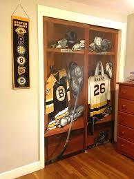 boston bruins bedroom