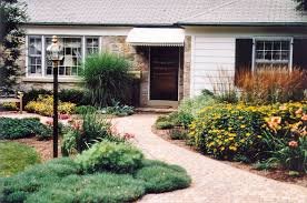 Exterior Marvellous Ranch House Curb Appeal Decoration With Cream Ranch Curb Appeal