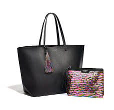 victorias secret black friday 2016 limited edition tote sequin mini bag