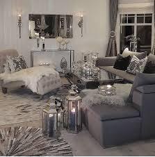 glam living room decor living room