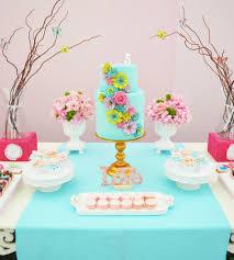Vintage Baby Shower Decoration Enchanted Garden Party Bird Theme Babyshowerideas Baby Shower