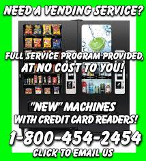 Vending Machine Service Companies Adorable VENDING MACHINE COMPANIES USA DIRECTORY USA Vending Machine Service